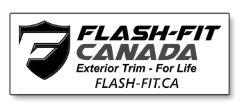 Flash Fit Canada – Exterior Trim – For Life Logo